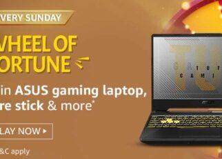 Amazon Wheel of Fortune 17 January 2021 Sunday Answers