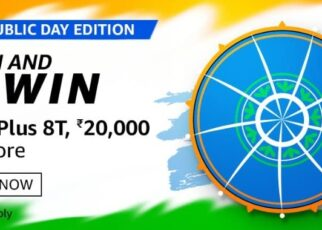 Amazon Spin and Win Republic Day Edition Quiz Answer