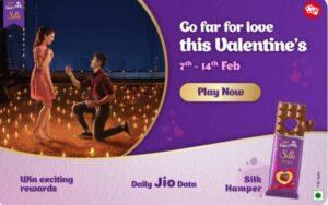 My Jio Quiz Answers Valentines Week