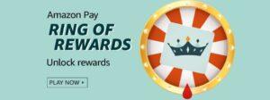 Amazon Pay Ring of Rewards Quiz