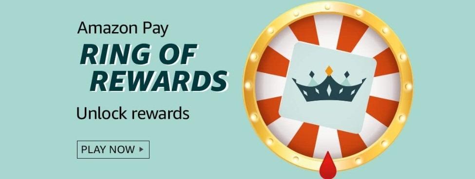 Amazon Pay Ring of Rewards Quiz Answer
