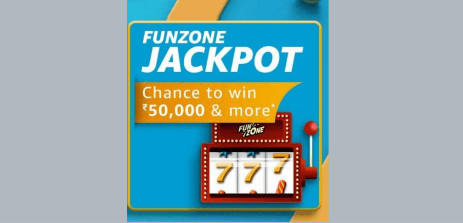 Amazon Funzone Jackpot Carnival Quiz Answers
