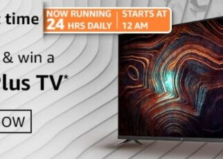 Amazon Quiz Answers 7 March 2021 Win OnePlus TV