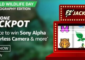 Amazon Funzone Jackpot World Wildlife Day Photography Edition Quiz Answers