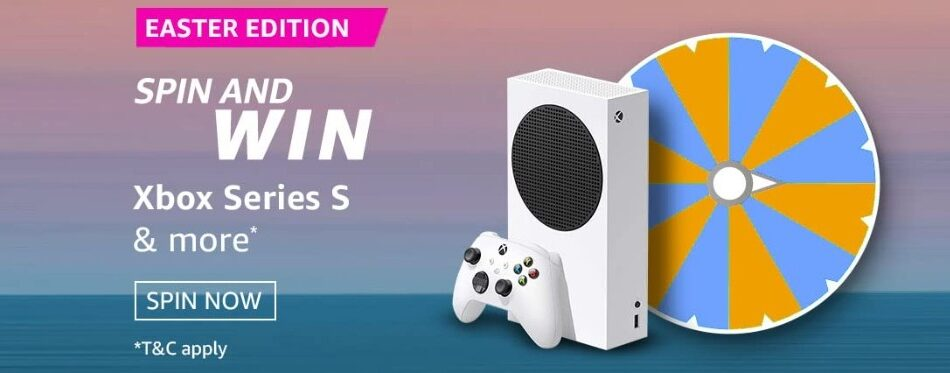 Amazon Spin and Win Easter Edition Quiz Answer