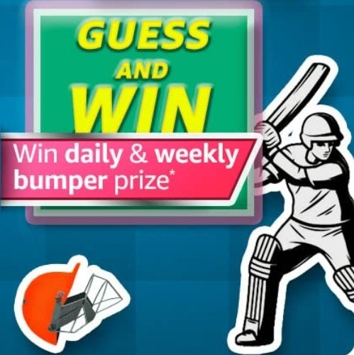 Amazon Guess and Win Quiz Answers