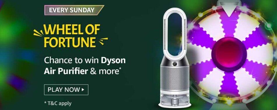 Amazon Wheel of Fortune 9 May 2021 Sunday Answers