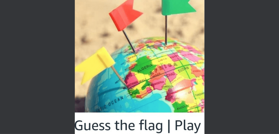 Amazon Guess the Flag Quiz Answers