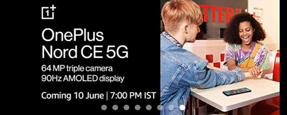 Amazon OnePlus Nord CE 5G Quiz Answers Win OnePlus Nord CE 5G Smartphone