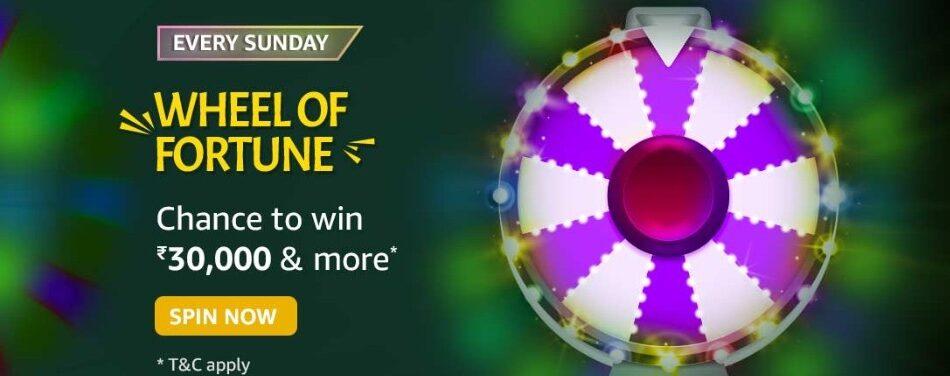 Amazon Wheel of Fortune 6 June 2021 Sunday Answers