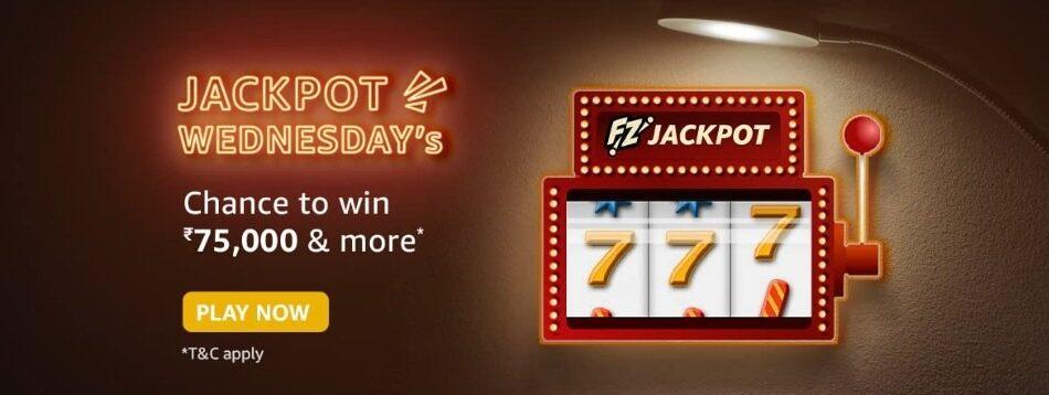 Amazon Funzone Jackpot Wednesdays Quiz Answers 18 August