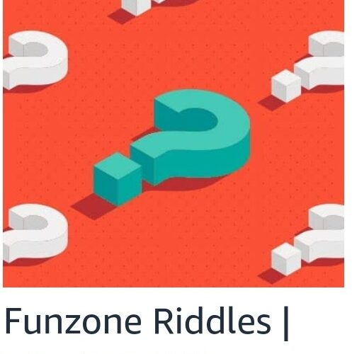 Amazon Funzone Riddles Quiz Answers