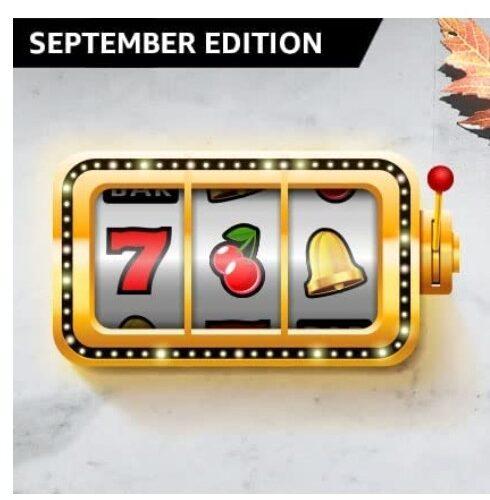 Amazon Funzone Jackpot September Edition Quiz Answers