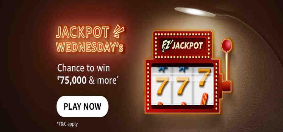 Amazon Funzone Jackpot Wednesdays Quiz Answers 15 September